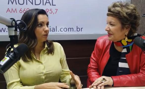 fabiana - Leila Navarro - Palestrante Motivacional
