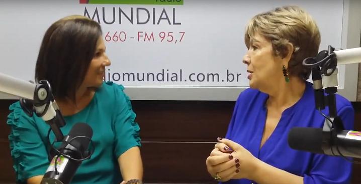 radio - Leila Navarro - Palestrante Motivacional