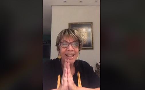 namaste - Leila Navarro - Palestrante Motivacional