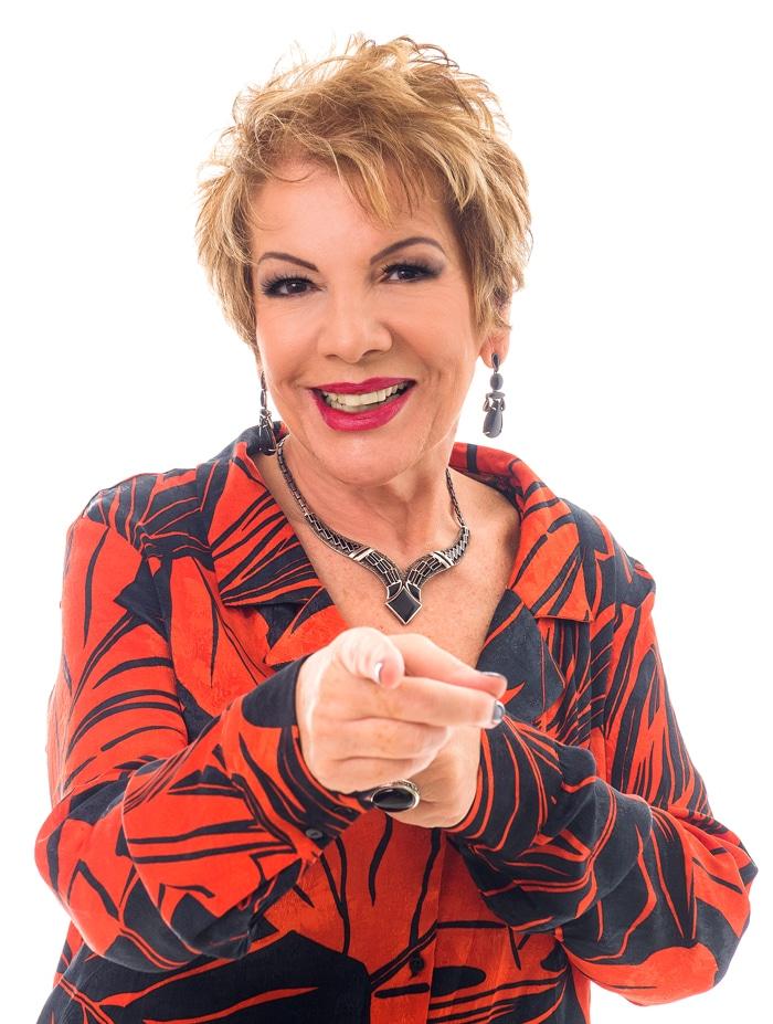 leila a escritora - Leila Navarro - Palestrante Motivacional