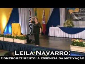 palestras - Leila Navarro - Palestrante Motivacional