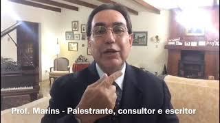 Depoimento Prof Marins - Leila Navarro - Palestrante Motivacional