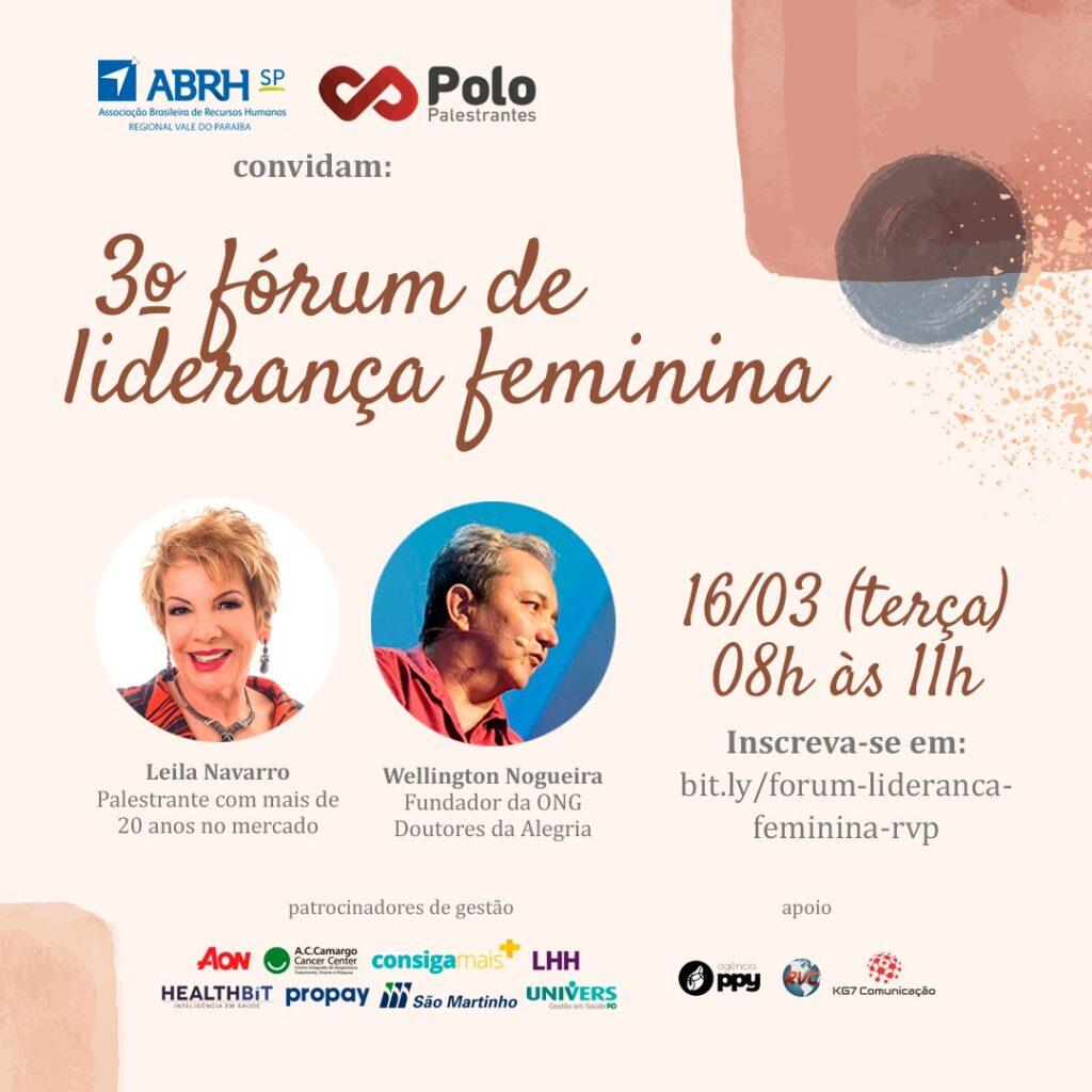 fórum de liderança força feminina