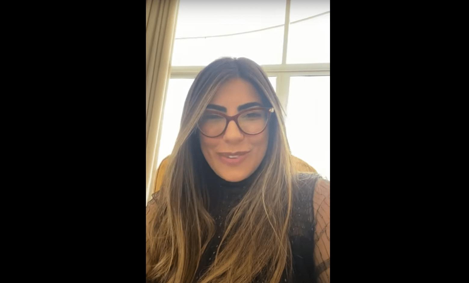 depoimentos de Andryelle - Leila Navarro - Palestrante Motivacional
